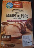 Jarret de porc désossé - Product - fr