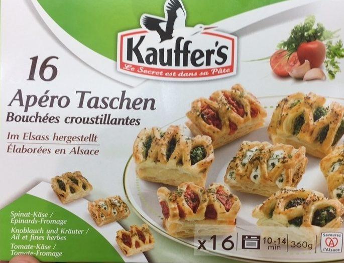 Kauffer's Bouchées apéro croustillantes - Product