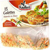 Galette Kauffer's pdt carottes Poireaux - 产品