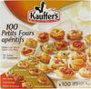 Petits fours aperitif Kauffer's Assortiment x100 - Product