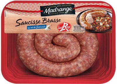 Saucisse brasse au sel de Guérande Label Rouge - Produkt - fr