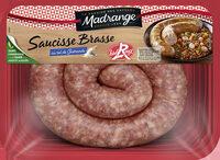 Saucisse brasse au sel de Guérande - Produit