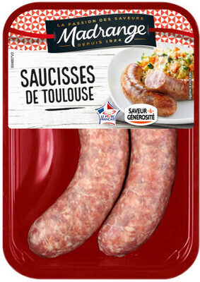 Saucisses de Toulouse - Produit