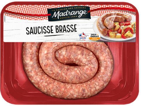 Saucisse brasse - Produkt - fr
