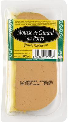 Mousse de Canard au Porto - Product - fr