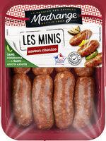 Les minis saveur chorizo - Product