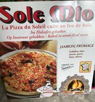 Pizza Jamb / From - Produit