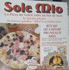 sole mio pizza su soleil - Produit