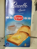 Biscotte fine et légère - Product - fr