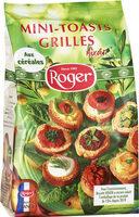 Mini-Toasts Grillés - Produit - fr