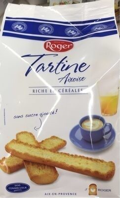 Tartines Aixoises Grillées Roger - Product - fr