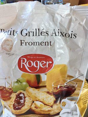 Petit grille aixois - Produit - fr