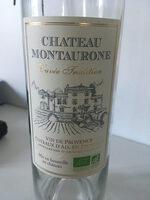 Chateau Montaurone Rosé 2010 75cl - Product - fr