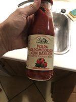 Pulpe De Tomates Au Basilic - Product - fr