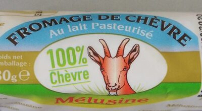 Fromage de chèvre au lait pasteurisé (23% MG) - Product - fr