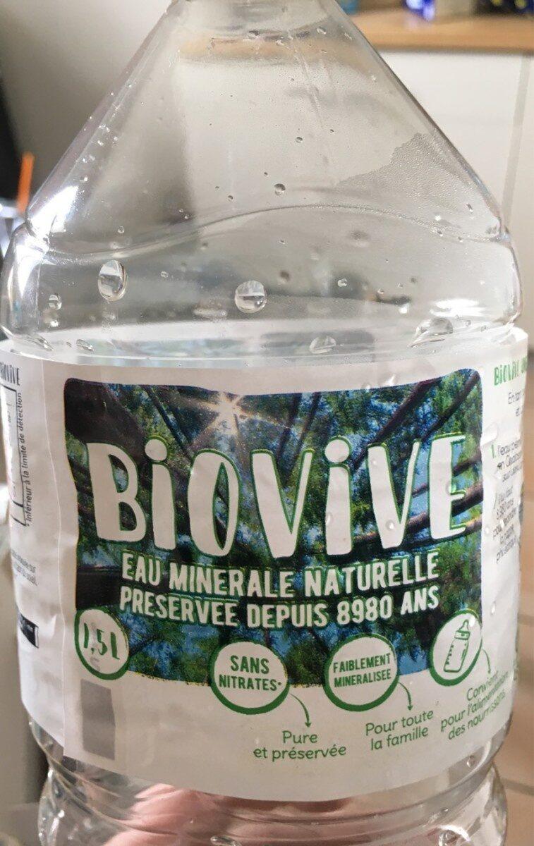 Biovive - Prodotto - fr