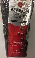 Cafe TRADITION - Prodotto - fr