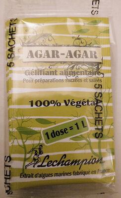Agar Agar - Product