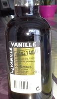 Arome vanille - Product - fr