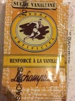 Sucre vanilliné renforcé à la vanille - Produit