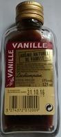 Arôme naturel de vanille - Product - fr