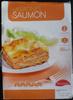 Lasagnes au saumon - Produit