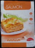 Lasagnes au saumon - Product - fr