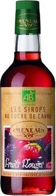 50CL Sirop De Fruits Rouges - Prodotto - fr