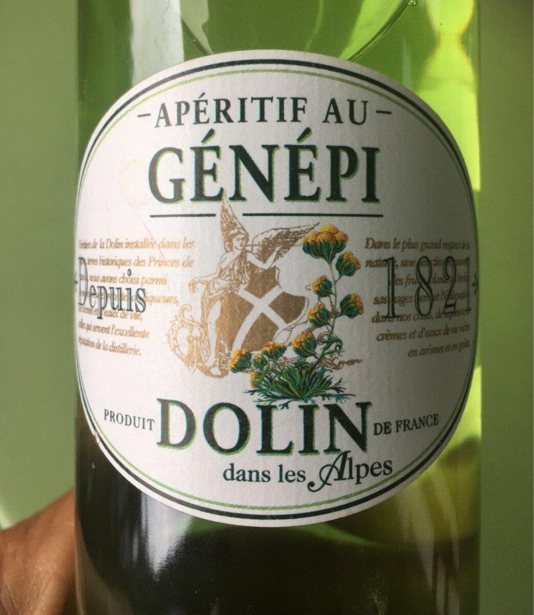 Apéritif au Génépi - Produit - fr