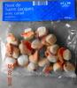 Noix de Saint-Jacques avec corail - Surgelées - Product