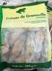 Cuisses de grenouille congelées - Product