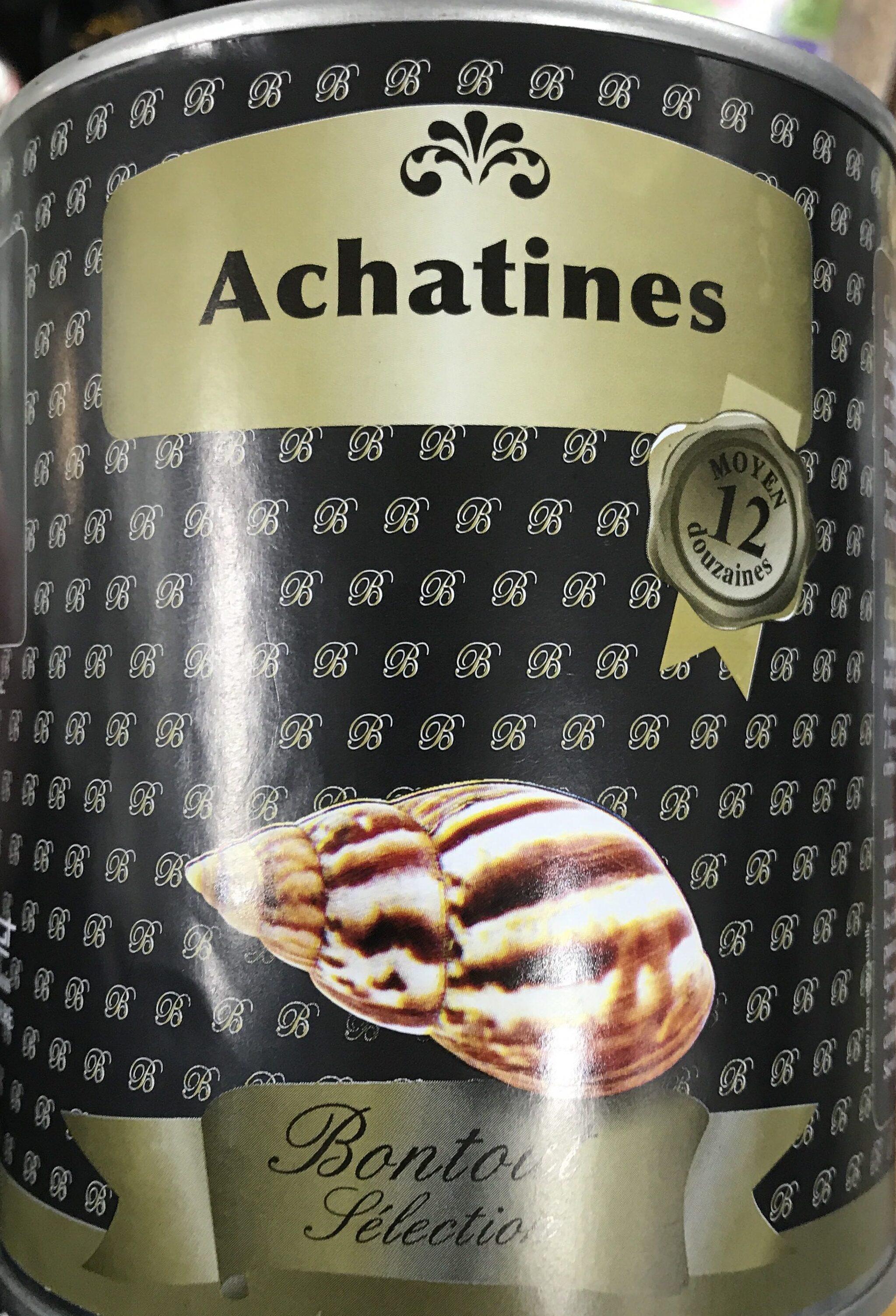 Achatines - Produit - fr
