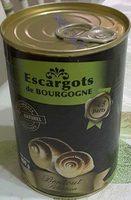 Escargots  de Bourgogne - Product