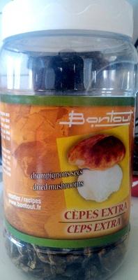 Cèpes extra - Produit - fr