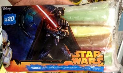 Tubes Star Wars - Produit - fr