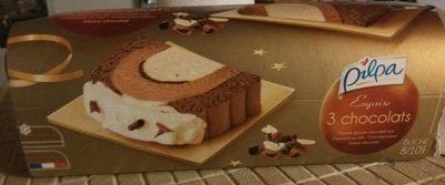 Exquise 3 chocolats - Produit - fr