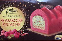 Bûche Framboise Pistache - Product