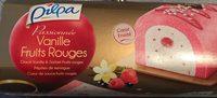 Passionée vanille fruits rouges - Product - fr
