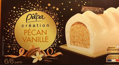 Création Pécan Vanille - Product