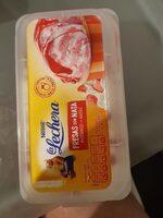 Helado fresas con nata - Producte - es