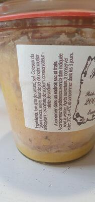 Foie gras de canard entier Ernest Poulard - Prodotto - fr