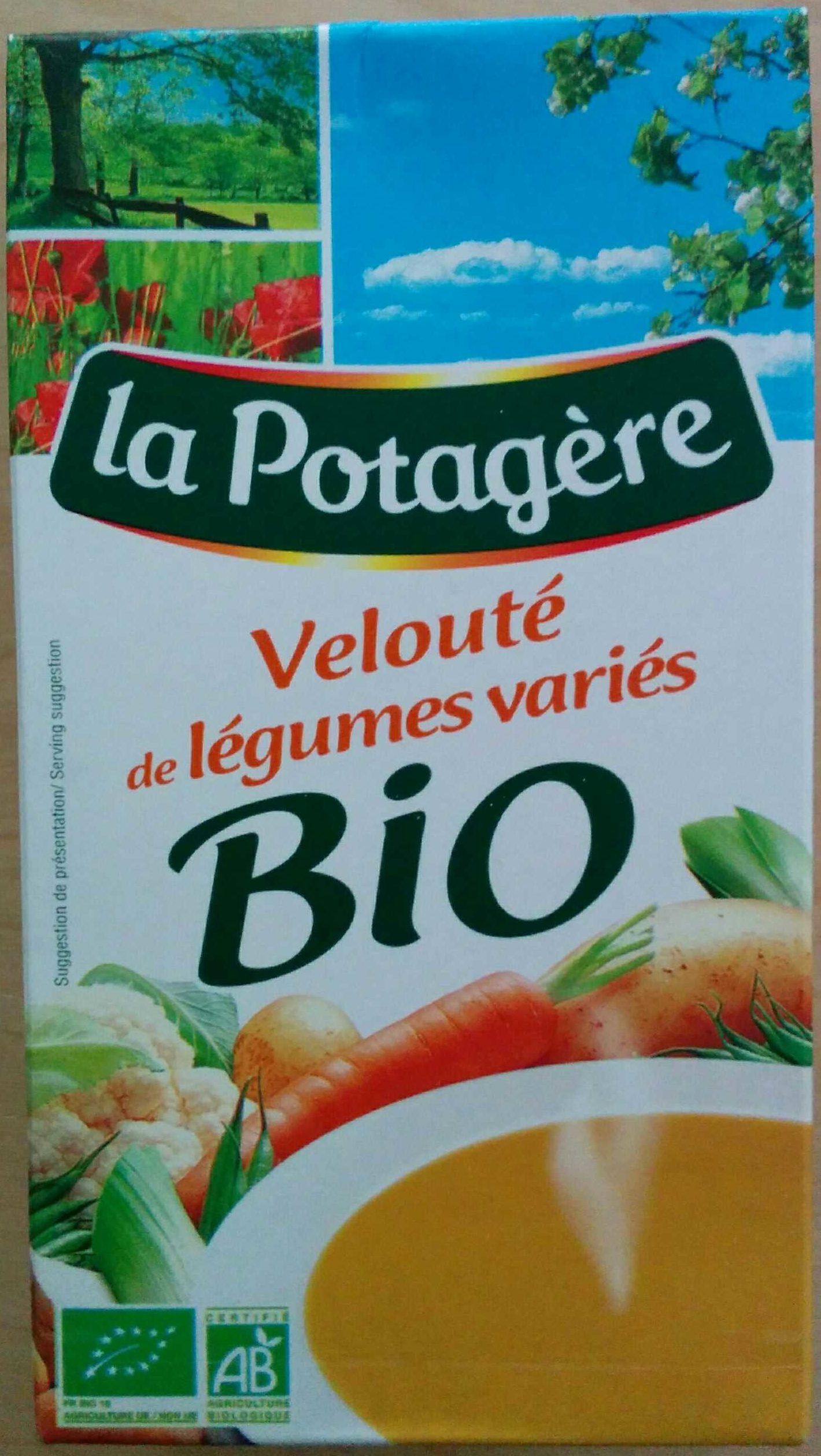 Velouté de Légumes Variés - Product - fr