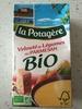 Velouté de legumes au parmesan Bio - Produit