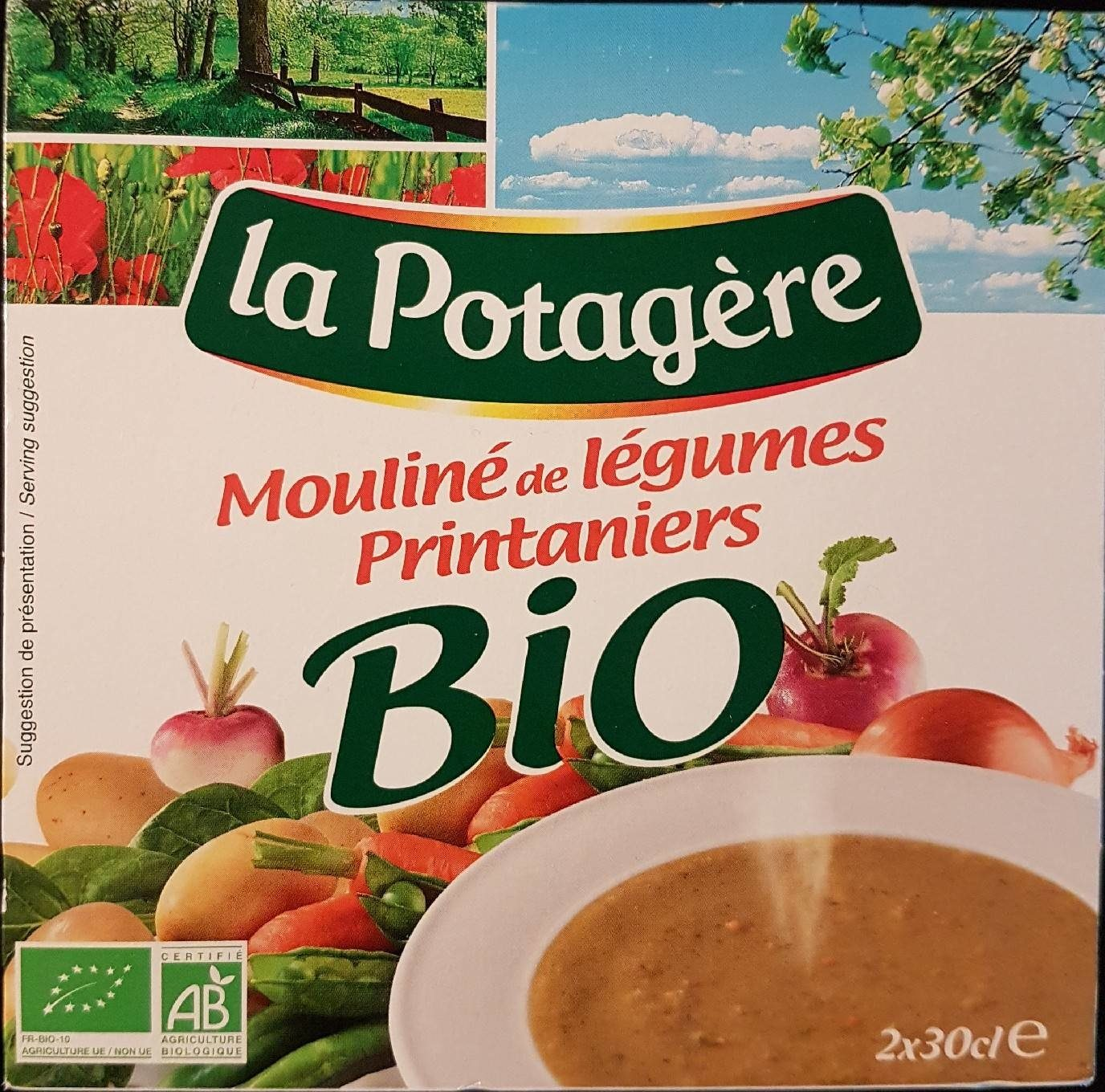 Mouliné Printanier - Product