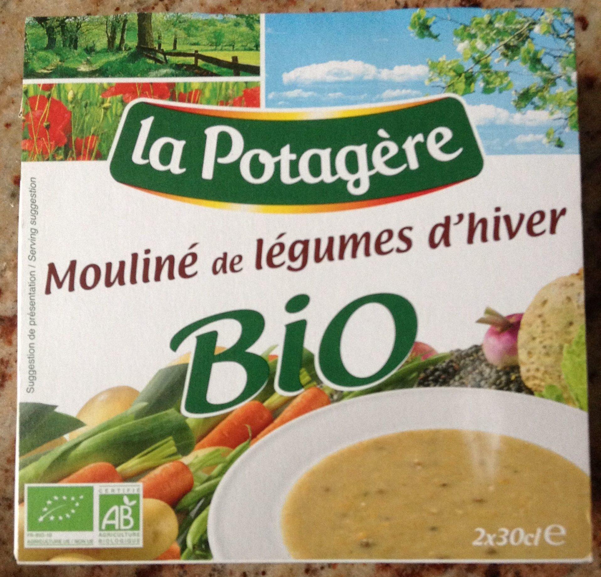 Mouliné de légumes d hiver bio - Produit - fr