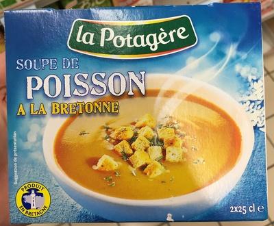 Soupe de poisson à la Bretonne - Produit