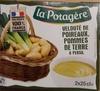 Velouté de poireaux, pommes de terre & persil - Product
