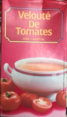 Vélouté de tomates - Produit - fr