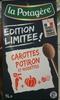 Velouté de carottes, potiron et noisettes - Product