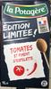 Édition Limitée! Tomates et Piment d'Espelette - Produit